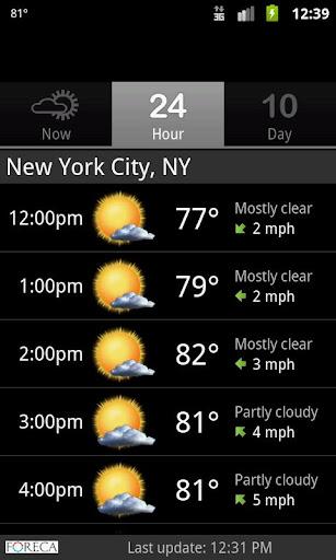 Palmary Weather  Screenshots 8