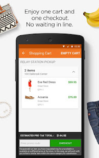 Shop Your Way Relay