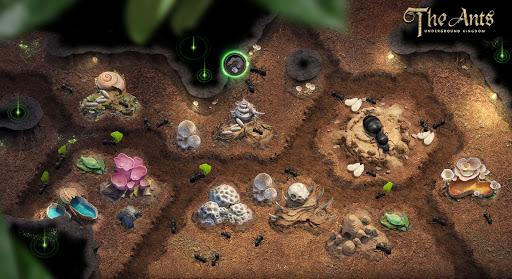 Les Fourmis: Royaume souterrain APK MOD (Astuce) screenshots 6