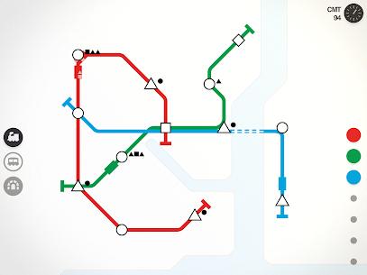 Mini Metro Apk – Mini Metro v2.48.0 MOD APK – TÜM KİLİTLER AÇIK **FULL 2021** 7