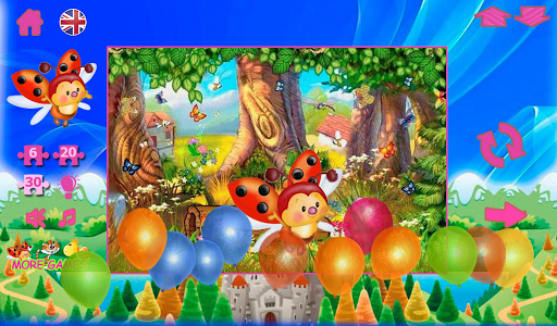 Puzzles from fairy tales screenshots 16