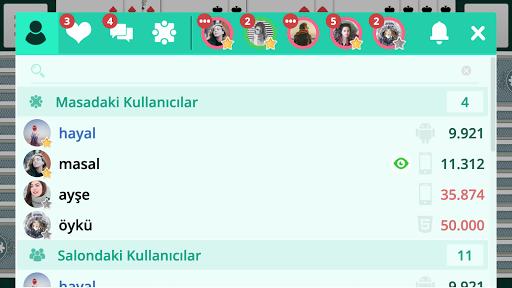 Eu015fli u0130haleli Batak 1.5.1 Screenshots 5