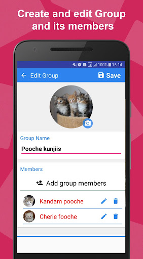 Funsta - Insta Fake Chat Post and Direct Prank Screenshots 5