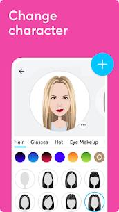 Mirror: yüz uygulaması, avatar, çıkartma ve emoji Eğlenceli Full Apk İndir 4