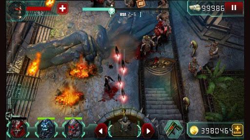 Zombie World War 1.6 screenshots 21