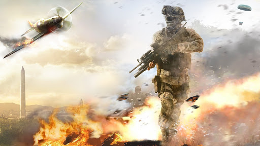 Critical Action :Gun Strike Ops - Shooting Game 2.6.01 screenshots 8
