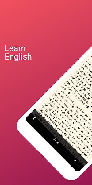 English Reading & Audiobooks for Beginners
