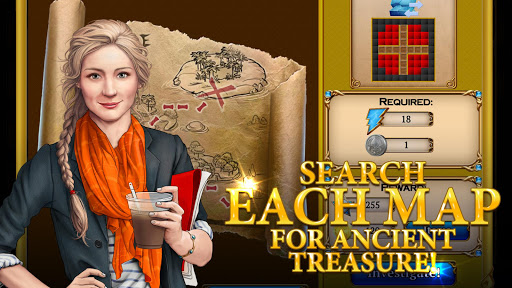 Treasure Match 3 screenshots 11