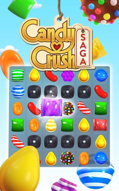 Candy Crush Saga  poster 12