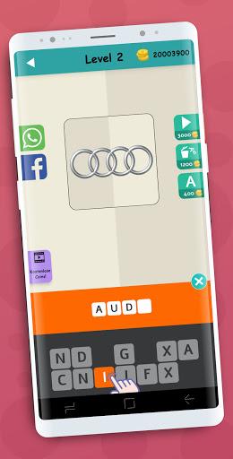 Logo Test: Deutschland Marken Quiz, Logospiel apkdebit screenshots 4