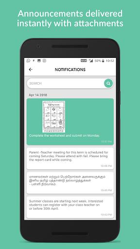 Kencil - School parent communication app 1.8.10 Screenshots 2