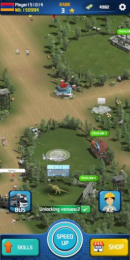 Dinosaur Park Simulator target Exploring Islands apktreat screenshots 1