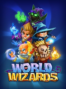 World Of Wizards Screenshot