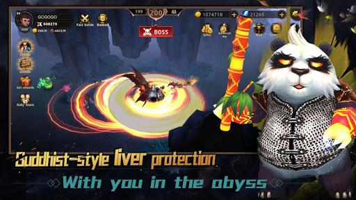 Hunter Legend : Chaos dungeons - Idle RPG  screenshots 2