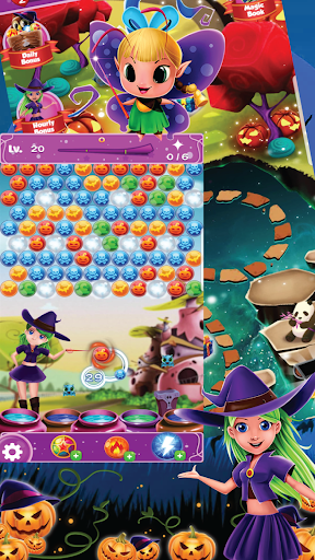 WitchLand - Bubble Shooter 2021 1.0.24 screenshots 6