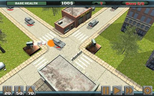 World War 3 - Global Conflict (Tower Defense) 1.6 screenshots 12