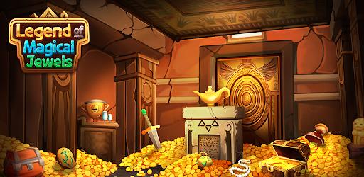 Legend of Magical Jewels: Empire puzzle screenshots 1
