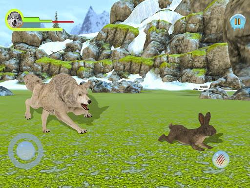 Wildlife Artic Wolf Game - Warewolf Games 2020 0.1 screenshots 7