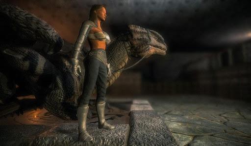 Fire Flying Dragon Simulator Warrior Sky Rider 3D  screenshots 8