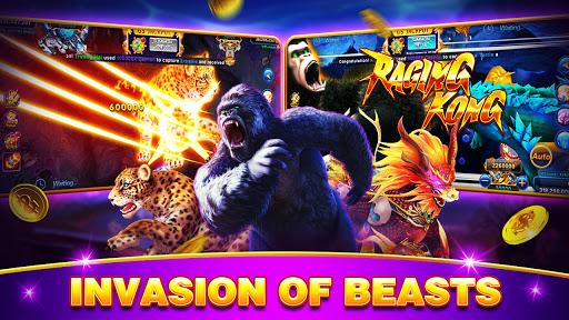 Gold Storm Casino - Asian Fishing Arcade Carnival  screenshots 12