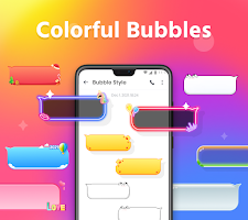 Bling SMS - Customize text messages