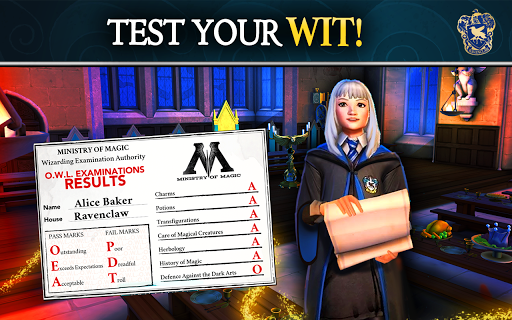 Harry Potter: Hogwarts Mystery 3.2.0 screenshots 2