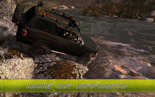 4x4 Turbo Jeep Racing Mania  screenshots 12