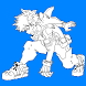 How to Draw My Hero Academia Anime - Androidアプリ