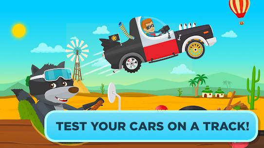 Garage Master – fun car game for kids & toddlers 5