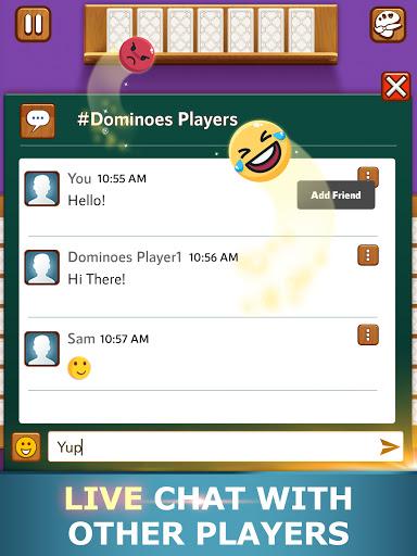 Dominoes Pro | Play Offline or Online With Friends 8.15 screenshots 6