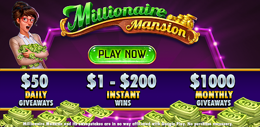 Millionaire Mansion: Win Real Cash in Sweepstakes apkdebit screenshots 16