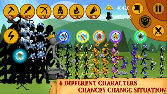 Stickman Battle 2021 MOD (Unlimited Gold) 1