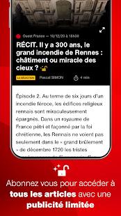 Ouest-France, lu2019actu de la commune au monde 4.6.1 Screenshots 7