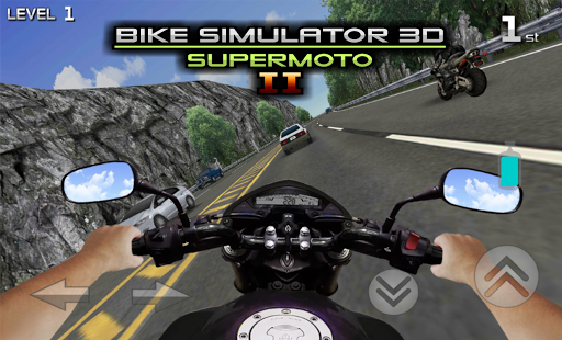 Bike Simulator 2 Moto Race Game screenshots 15