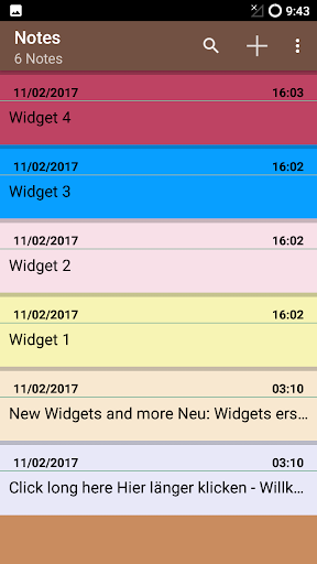 Notes app Android apktram screenshots 9