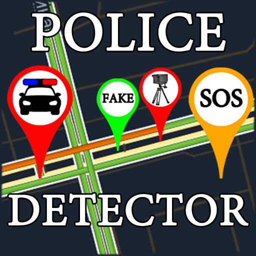 Police Detector (Speed Camera Radar)