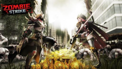 zombie strike : last war of idle battle (afk rpg) screenshot 3