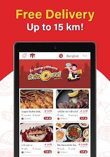 Hungry Hub - Thailand Dining Offer App 5.7.9 Screenshots 22