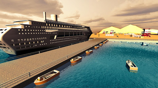 Transport Cruise Ship Game Passenger Bus Simulator 3.0 screenshots 3