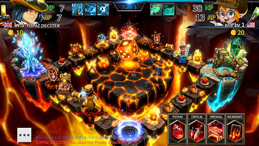 Dicast: Rules of Chaos - Dice Battle RPG  screenshots 3