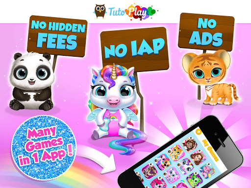 TutoPLAY - Best Kids Games in 1 App 3.4.801 Screenshots 9