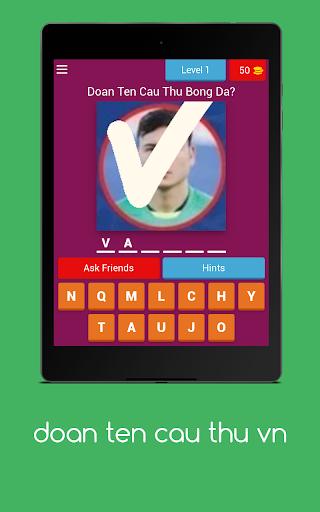 đoán tên cầu thủ vn androidhappy screenshots 1