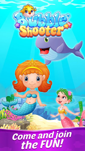 Mermaid  Bubble 2.6.0 screenshots 2