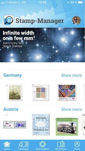 Stamp-Manager 4.0.7 screenshots 1