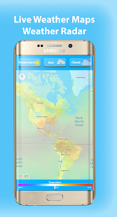 Weather Score: Live Radar and Weather Maps