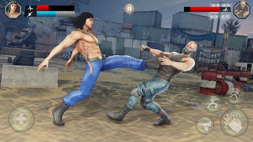 US Army Fighting Games: Kung Fu Karate Battlefield screenshots 1