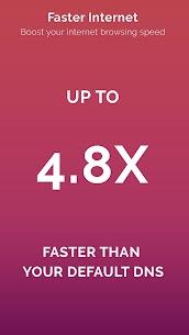One DNS v1.0.3 MOD APK – Faster, Private Internet & Unblock Sites 3