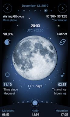 Deluxe Moon - Moon Calendarのおすすめ画像1