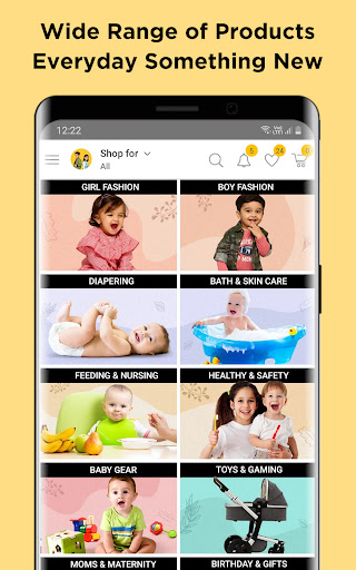 FirstCry India - Baby & Kids Shopping & Parenting  screenshots 3