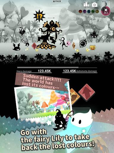 Shadow Land - Endless Tap screenshots 5